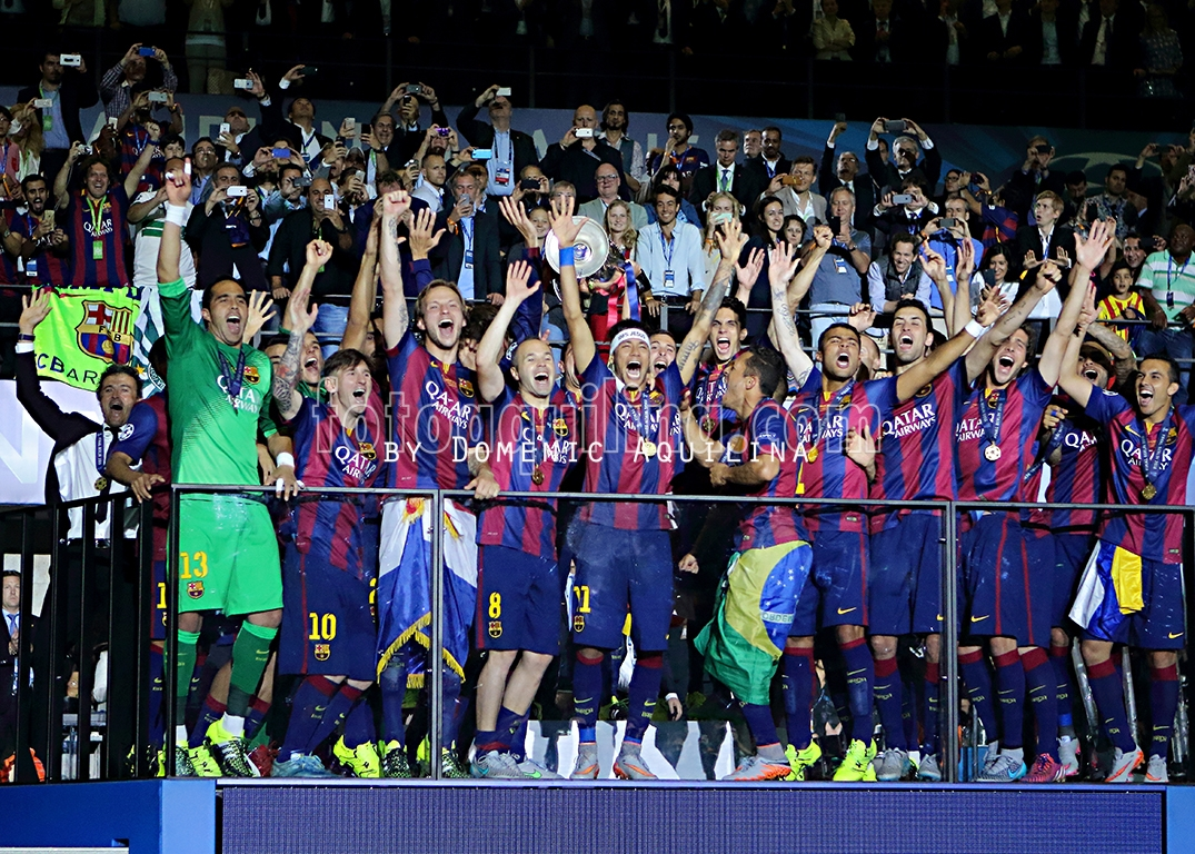 Champions League Gallery: My UEFA Champions League Finals