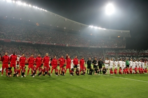 UEFA Champions League Final 2005 -Atatürk Olimpiyat Stadium, Istanbul, Turkey - Liverpool FC A