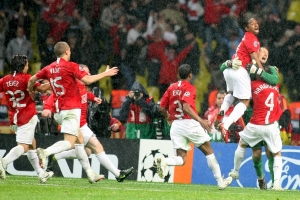 UEFA Champions League Final 2008 - Stadion Luzhniki, Moscow, Russia - Manchester United FC A