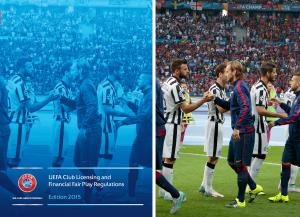 UEFA Club Licensing and Fair Play Regulations Front Cover 2015