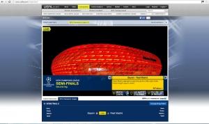 Fussball Arena Live Semi-Finals Uefa com